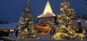 Casa Babbo Natale Rovaniemi