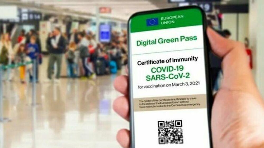 Certificato Green Pass